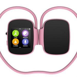 Digital Bluetooth Headphones (Pink)